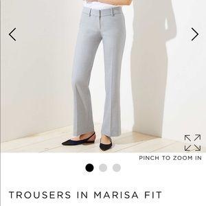 Marisa fit Pants from Loft